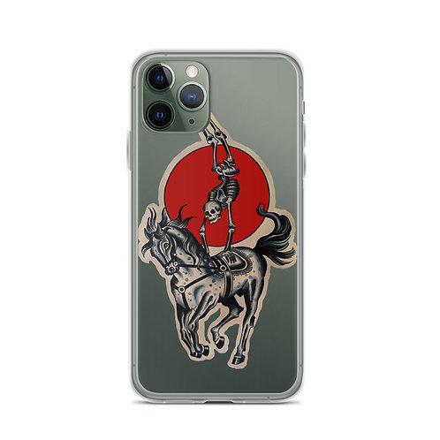 """""""Death Circus"""" iPhone Case"""