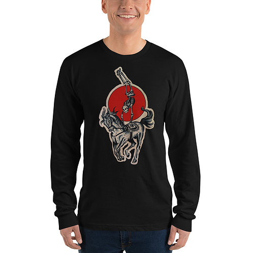 """Death Circus"" Long sleeve t-shirt"