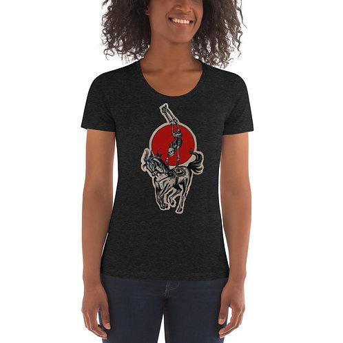 """Death Circus"" Women's Crew Neck T-shirt"