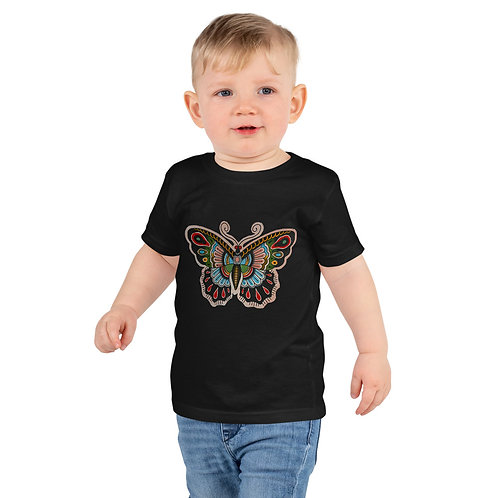 Butterfly - Short sleeve kids t-shirt