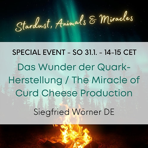 SPECIAL EVENT - FOR FREE