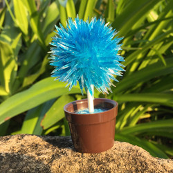 lollipop tree-deep blue