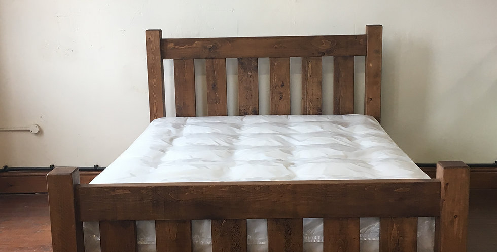 Plank Kennet High End King Bed (5ft)