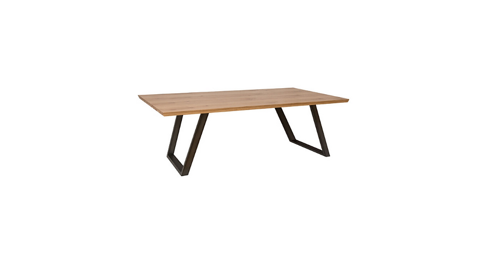 New-Oak 1.8 Fixed Table