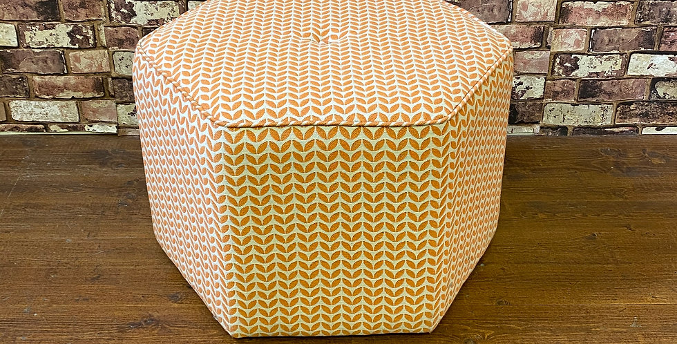 Large Hex Stool