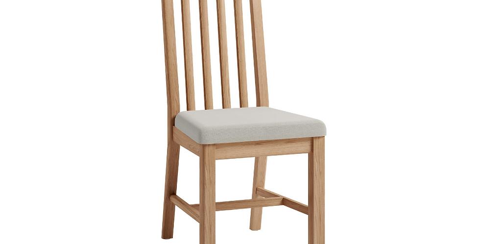 Geo Oak Dining Chair