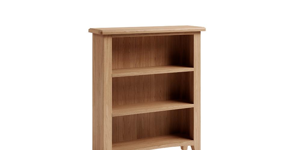 Geo Oak Small Bookcase