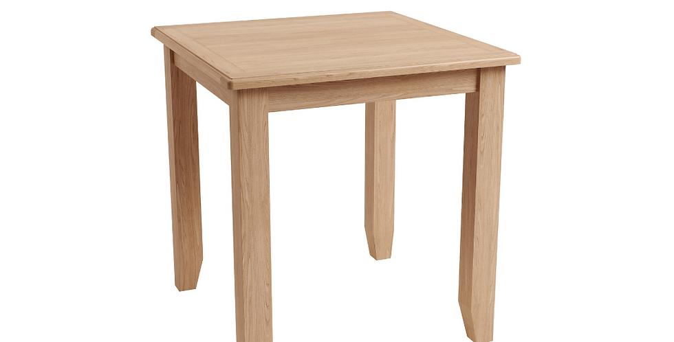 Geo Oak Dining Table