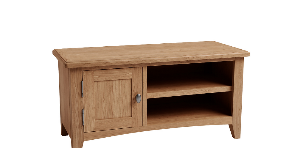 Geo Oak TV Unit