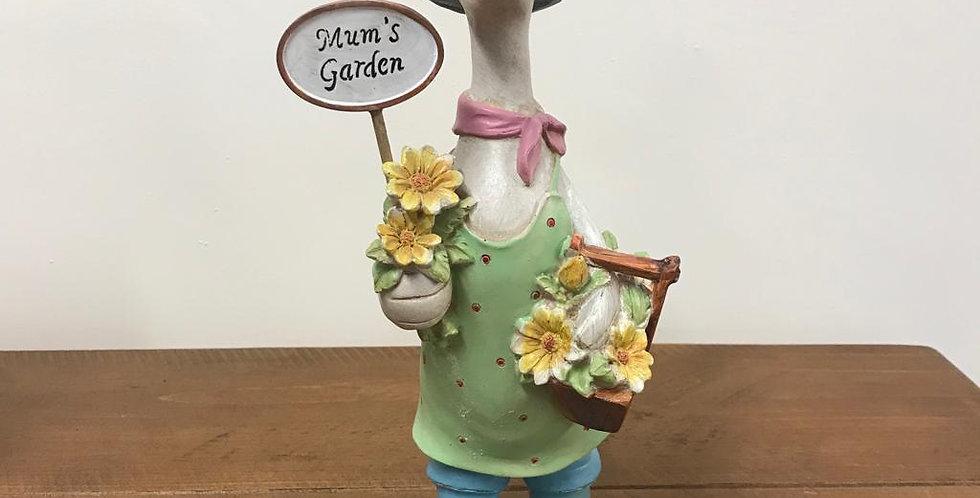 Mum's Garden Duck