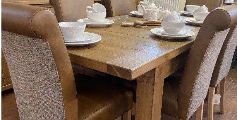 Plank Extending Table