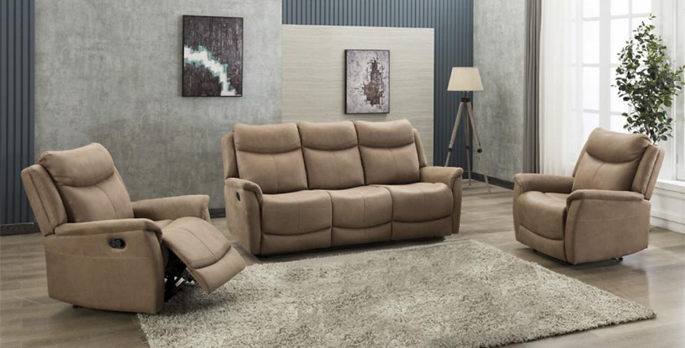 Arizona 2 Seater Sofa (fixed or recliner)
