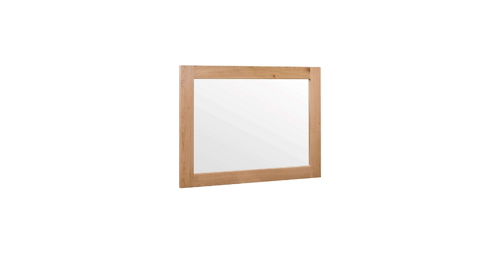 New-Oak Mirror