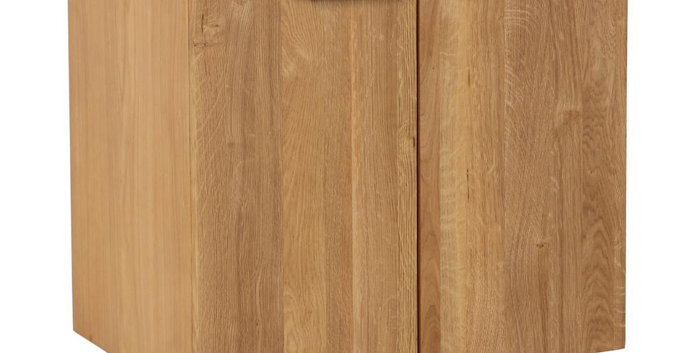 Fusion 2 door storage cabinet
