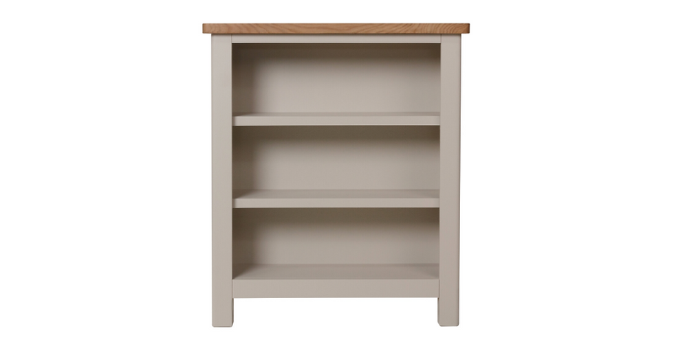 Rae Painted Small Bookcase