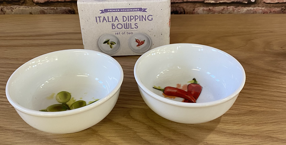 Dipping Bowls - Set of 2