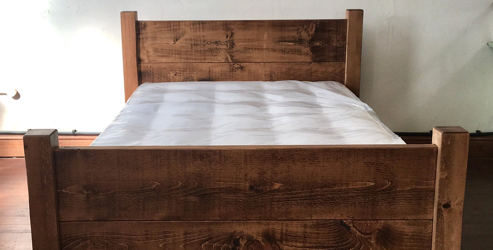 Plank Original High End Single Bed (3 ft)