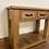 Thumbnail: Plank 2 Drawer Harvest Table