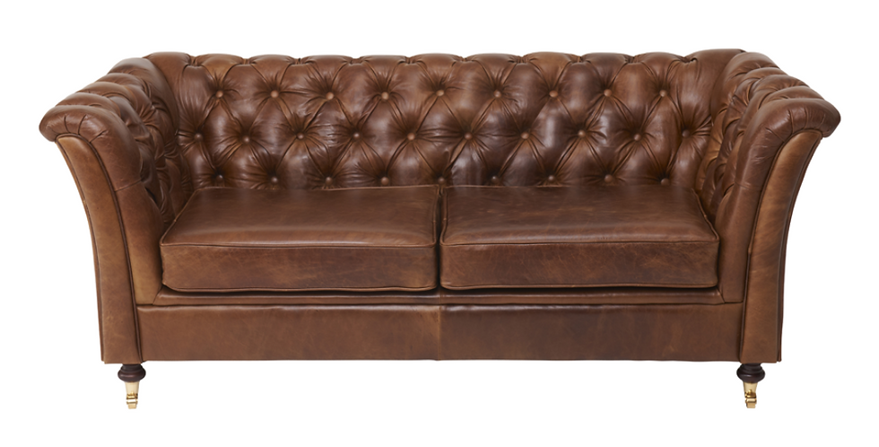 Brown Cerato - 2 Seater Sofa