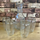 Thumbnail: Embossed Carafe & 4 Glasses