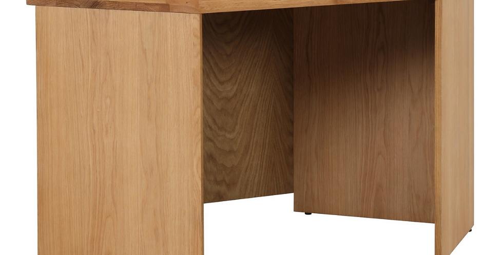 Fusion corner desk