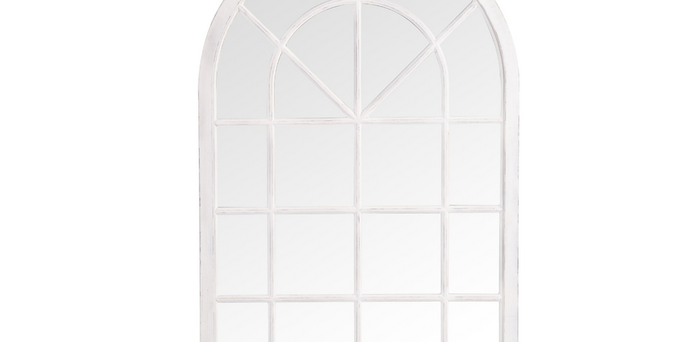 Small Arched Window Mirror