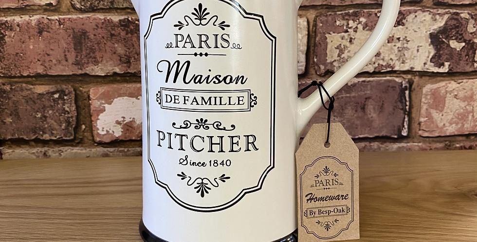 Paris Pitcher