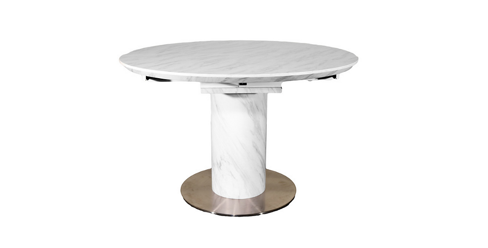 Allure Round Extending Dining Table