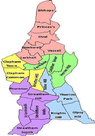 Lambeth EH Map.png