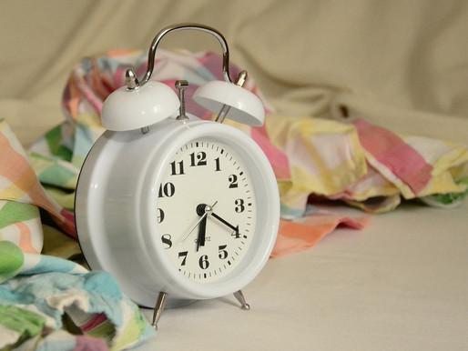שעון קיץ ושינה של ילדים ותינוקות