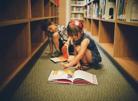 קריאה להורים: איך בוחרים ספר ילדים טוב?