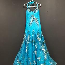 Ballroom Gown - Blue