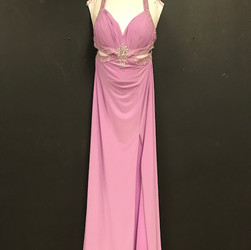 Ballroom Gown - Purple