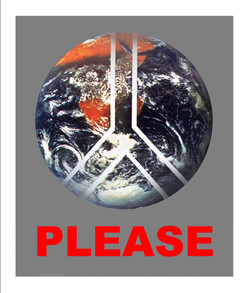 Title: Please peace.