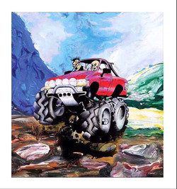 Title: Off Road.