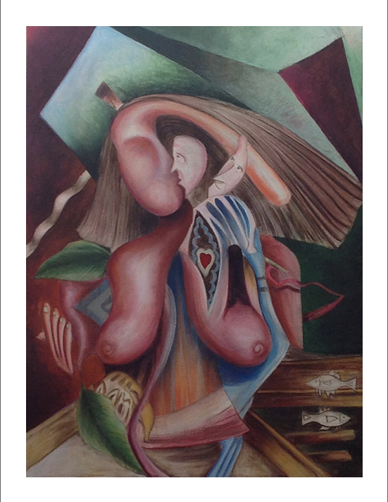 Title:  Amor sin correspondecia II.
