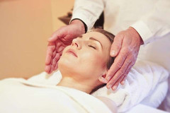 the benefits of getting a massage: a photo of a woman getting a massage