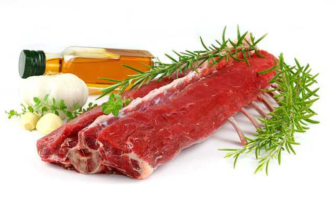 eat healthy on a budget: a photo of a healthy cut of meat
