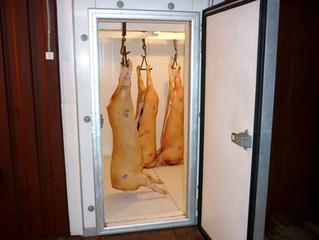 камера хранения мяса