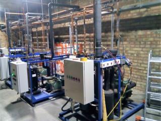 Модернизация холодильного оборудования для логистического центра