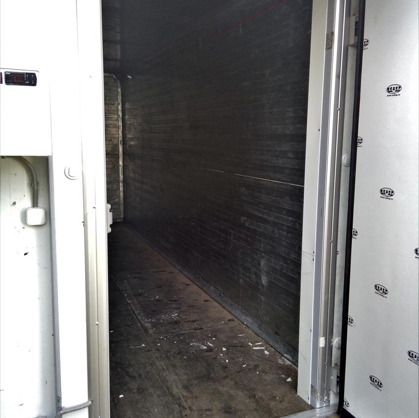 камера в контейнере