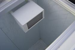 камера вертикальной загрузки изнутри