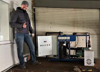 Модернизация камеры хранения в г. Канск
