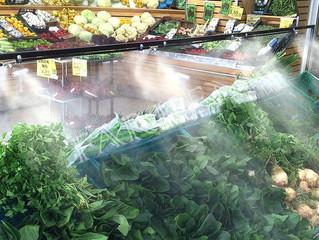 Системы туманообразования для витрин и складов в Красноярске