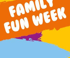 Hackney Empire's Family Fun Weekend (24-25 October 2015).
