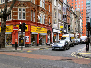 Redevelopment of Denmark Street
