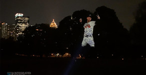 Atlanta Braves Projection Mapping at Multiple Locations