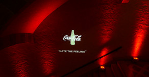 Taste the Feeling - Coca-Cola