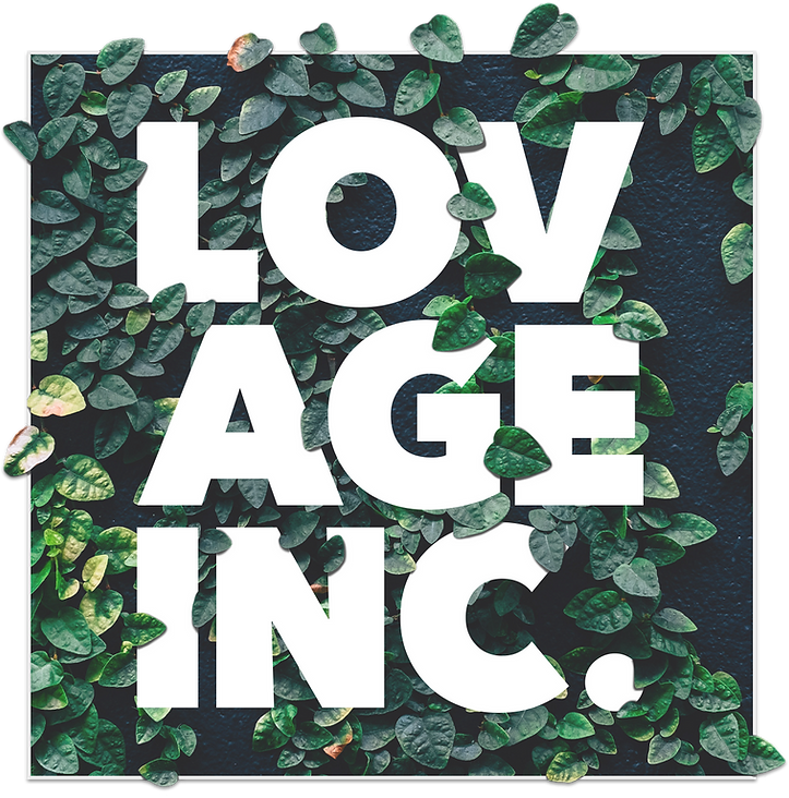 Lovage Inc. A WIX web design compny