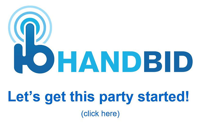 Handbid Party Started.JPG